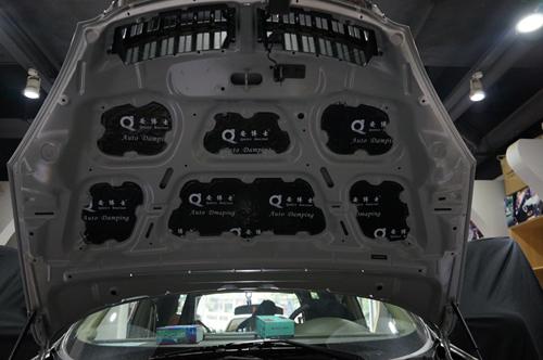 别克商务车GL8改音响做隔音 体验新车改装生活高清图片